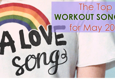 The Top 10 Workout Songs for May 2016