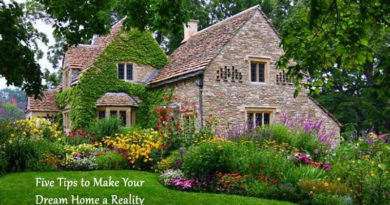 Five Tips to Make Your Dream Home a Reality