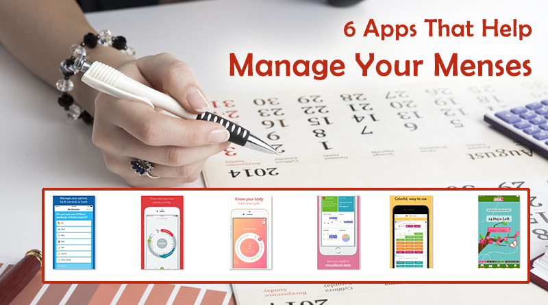 6 Apps That Help Manage Your Menses