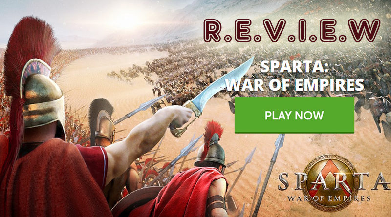 Sparta War of Games Review