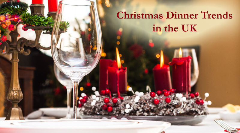 Christmas Dinner Trends in the UK