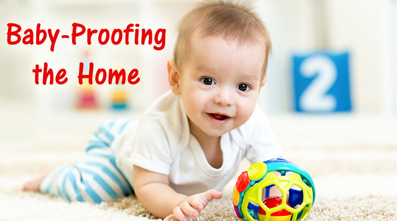 Baby-Proofing the Home