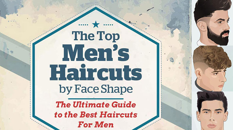 mens haircuts by shape