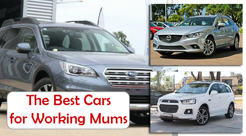 The Best Cars for Working Mums