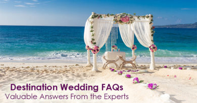 Destination Wedding FAQs: Valuable Answers From the Experts