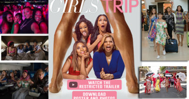 GIRLS TRIP | Restricted Trailer, Movie Posters and Stills!