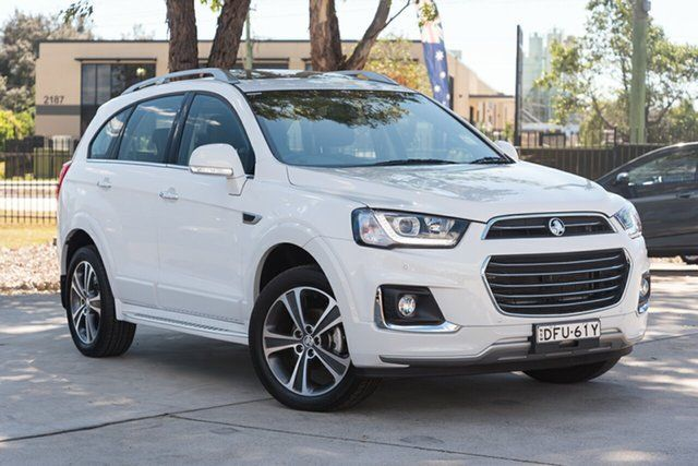 Holden Captiva LTZ - The Best Cars for Working Mums