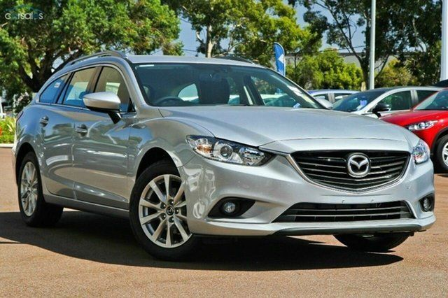 Mazda6 Touring Wagon - The Best Cars for Working Mums