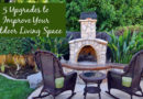 5 Upgrades to Improve Your Outdoor Living Space