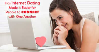 Has Internet Dating Made it Easier for People to Connect with One Another