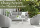 Choosing Furniture – Practical Recommendations