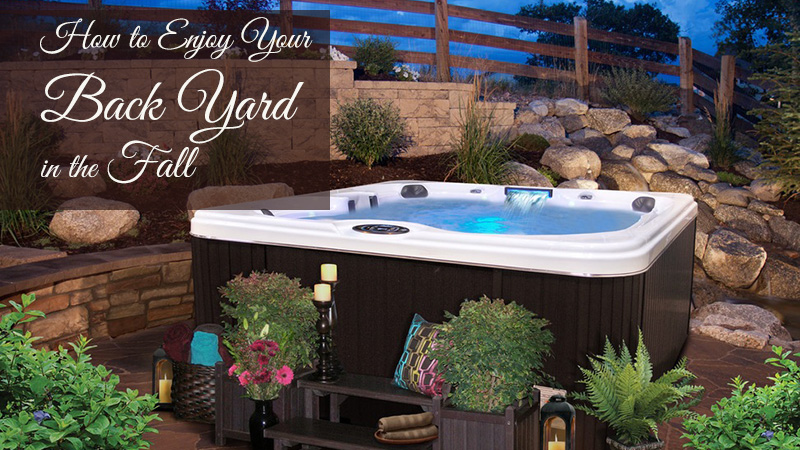 How to Enjoy Your Back Yard in the Fall