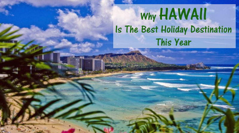 Why Hawaii Is The Best Holiday Destination This Year