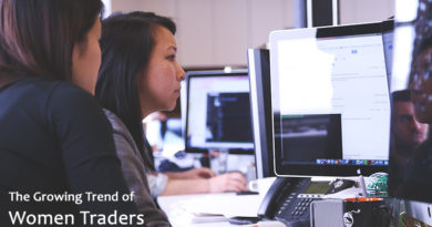 The Growing Trend of Women Traders