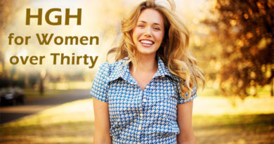HGH for Women over Thirty