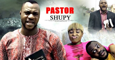 Pastor Shupy - Top Yoruba movies in 2017