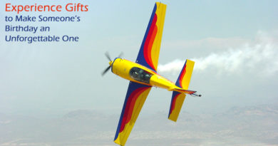 Experience Gifts to Make Someone's Birthday an Unforgettable One