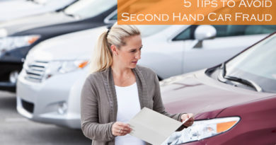 5 Tips to Avoid Second Hand Car Fraud