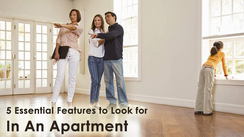 5 Essential Features to Look for In An Apartment