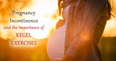 Pregnancy Incontinence and the Importance of Kegel Exercises
