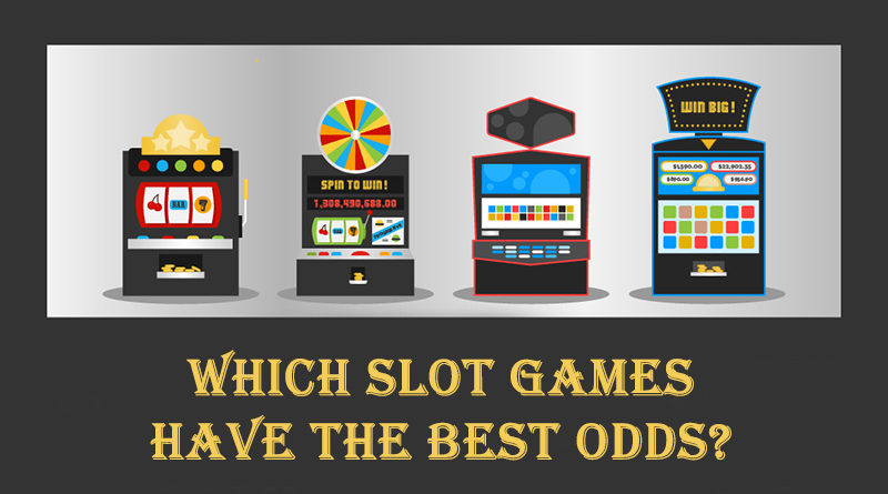 what video slots have the best odds