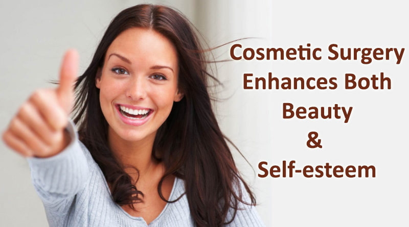 How Cosmetic Surgery Enhances Both Beauty and Self-esteem