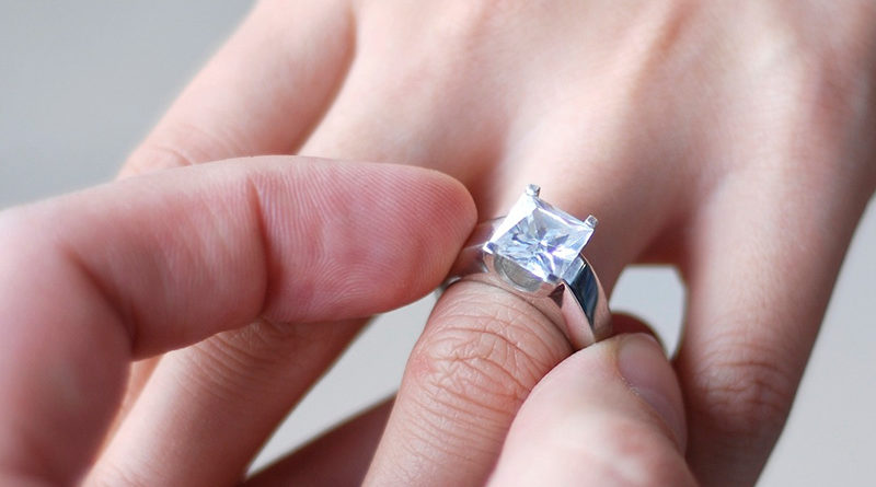 The Evolution Of Diamond Engagement Rings