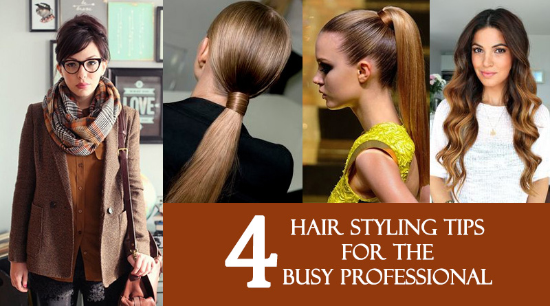 hair styling tips for women 4 hair styling tips for the busy professional dot 8041 | hair styles for busy professionals