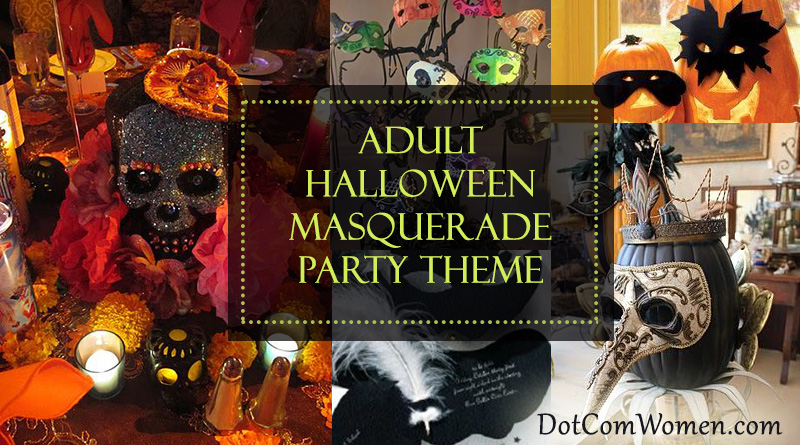 Adult halloween party themes — 7