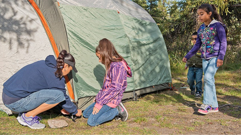 Why Camping Is a Great Idea for Your Next Staycation - Dot Com Women